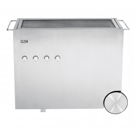 BARBACOA GAS HEAT 4 INOX