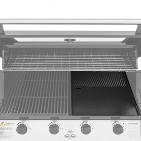 PLANCHA BEEFEATER 400 mm x 480 mm x 20 mm