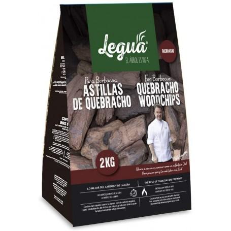 ASTILLAS DE QUEBRACHO LEGUA 2 KG