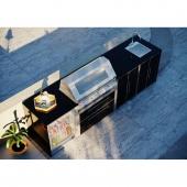 Esta semana estamos viendo los resultados de algunos proyectos de cocinas de exterior.   BeefEater es la marca número uno a nivel internacional por su versatilidad, tecnología, diseño y calidad.   Pronto os enseñamos proyectos hechos en España de la mano de nuestros clientes: arquitectos, tiendas, diseñadores, paisajistas y decoradores.  #slpbarbacoas #labarbacoa #barbacoas #beefeater #bbq #architecture #arquitectura #diseño #paisajismo