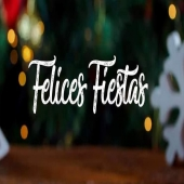 Felices Fiestas 🎄✨ Merry Christmas